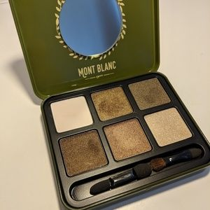 1028 visualtherapy Eyeshadow palette-Mont Blanc!